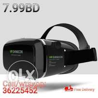 Highest Rated VR. New Arrival VR Shinecon 3D Virtual Reality Glasses.