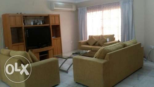 Homey 3 Br full furnish villa at Juffair with private pool BD.1100 Inc جفير -  5