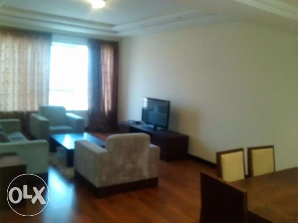 2 bedroom fully furnished apartment for rent at Abraj Al Lulu