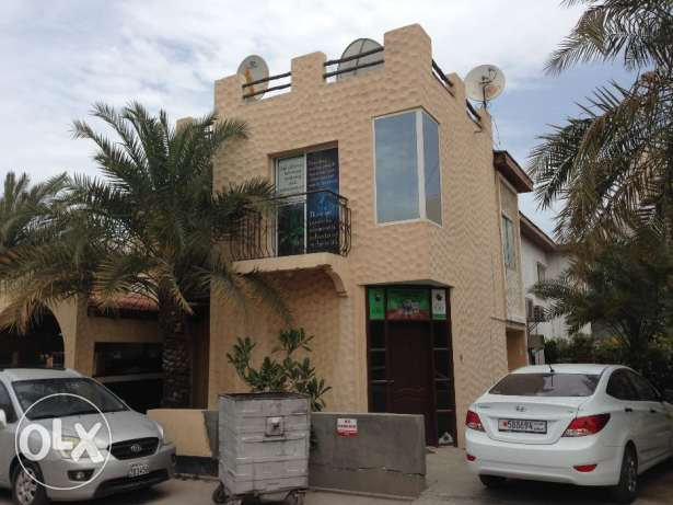 Commercial villa for rent 750 in adliya
