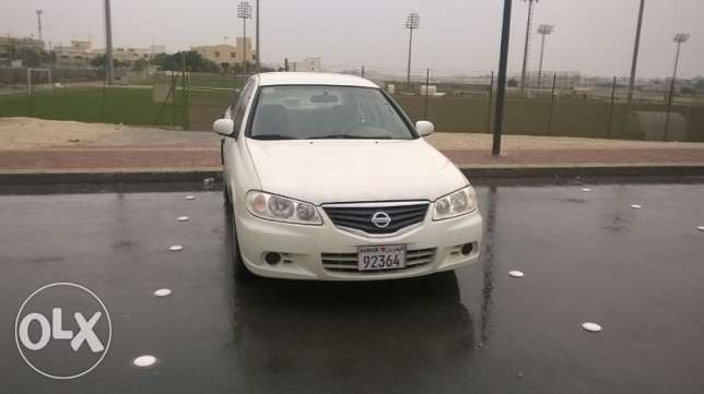 Nissan sunny 2010 for rent