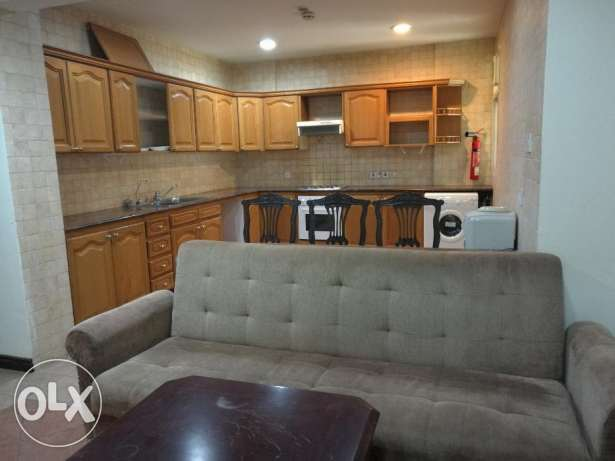JUFFAIR - 1 Bedroom Fully Furnished Flat for Rent (bhd. 250/- Inclusiv