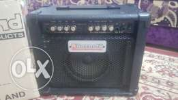 For Sale Stedman Electric Guitar With Amplifier