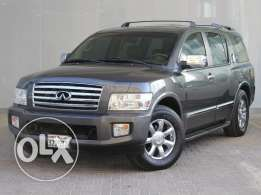 Infinity QX56 2005 Grey For Sale