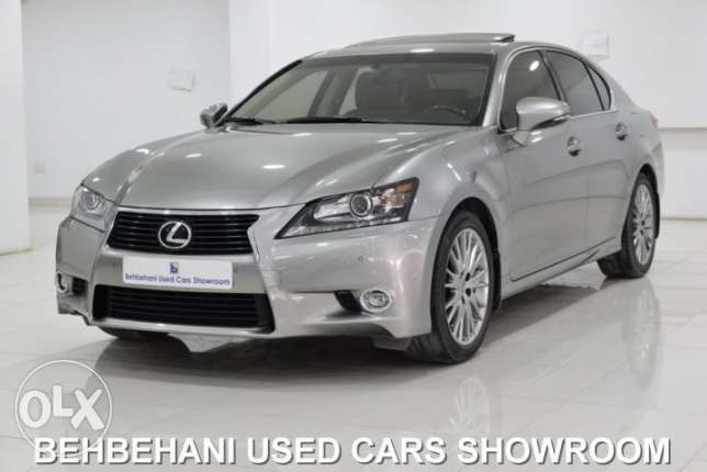 For Sale 2015 LEXUS GS350 in Bahrain