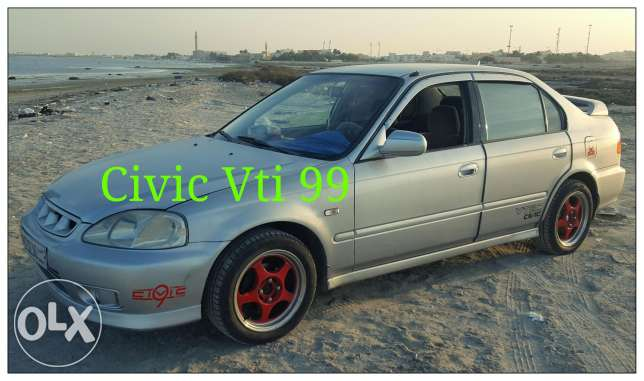 Honda civic 99 vti 1.6