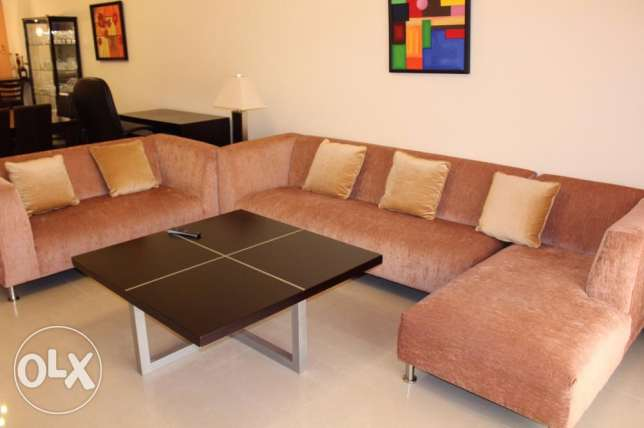 3 bedroom flat fully furnished in Juffair