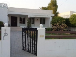 HAMALA 3 Bedroom semi furnished villa with garden,pool,play area