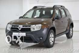 Renault Duster for Sale in Behbehani used car showroom Bahrian