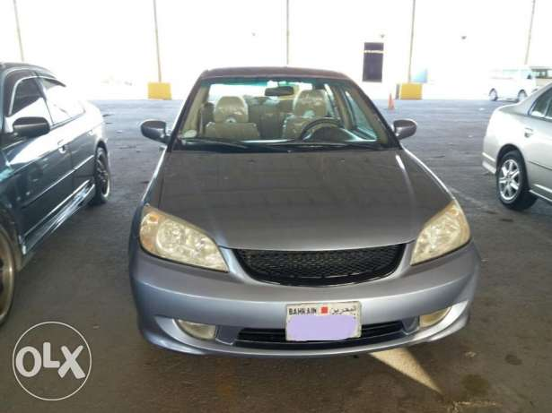 Honda civic 2004 vti