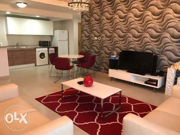 Amazing and luxury 1 bedroom apartment in Amwaj island