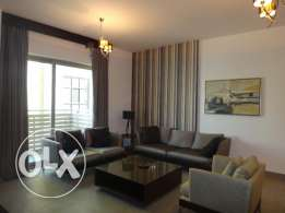 2 BR 3 Balconies BD 550 Fully Furnished Apartment in JUFFAIR