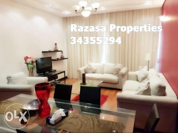 Sea view Furnish Apartment BD 550