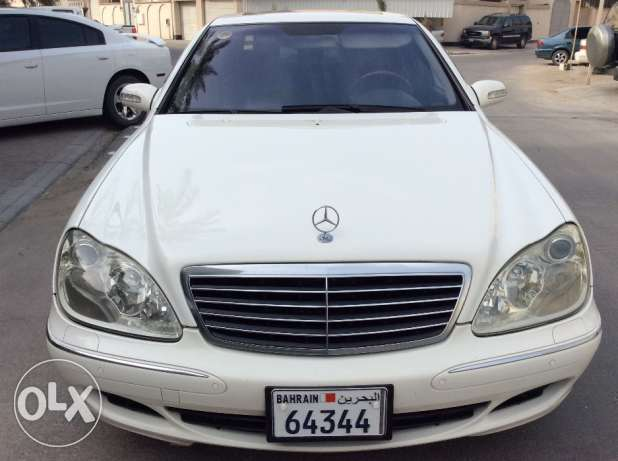 For Sale 2004 Mercedes Benz S500L Japan Specification
