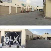 Warehouse/Shops for sale and rent in Domistan Hamad Town