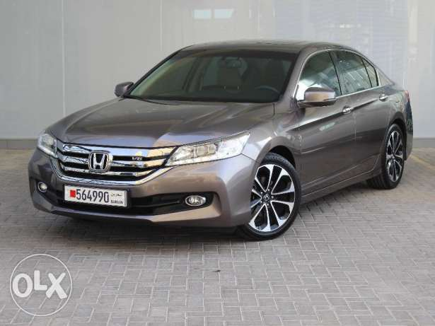 Honda Accord 2015 Grey For Sale