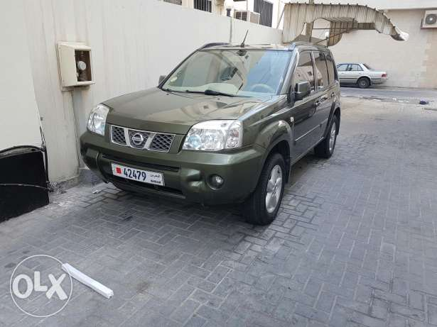 Nissan X trail 2004 in excellent condition for sale