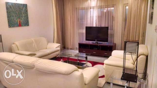 Very beautiful Luxury1 BR Fully Furnished Apartment in Amwaj