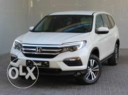 Honda PILOT EX 4WD 3.5L-NEW White 2016 For Sale