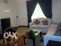 Luxurious, beautifully furnished spacious apartment, with big Balcon