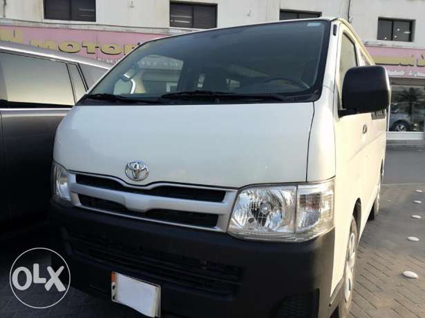 For Sale > Toyota Hiace Mini Bus < 2013