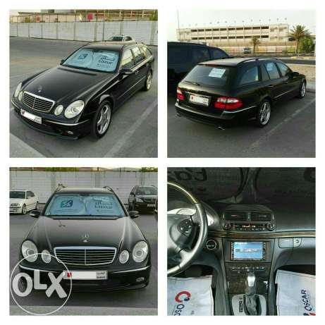 For Sale mercedes benz E500