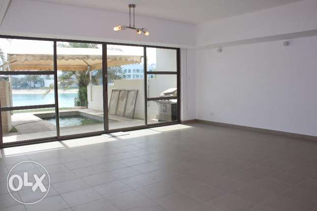 Amazing three bedrooms with maid room semi furnished for rent