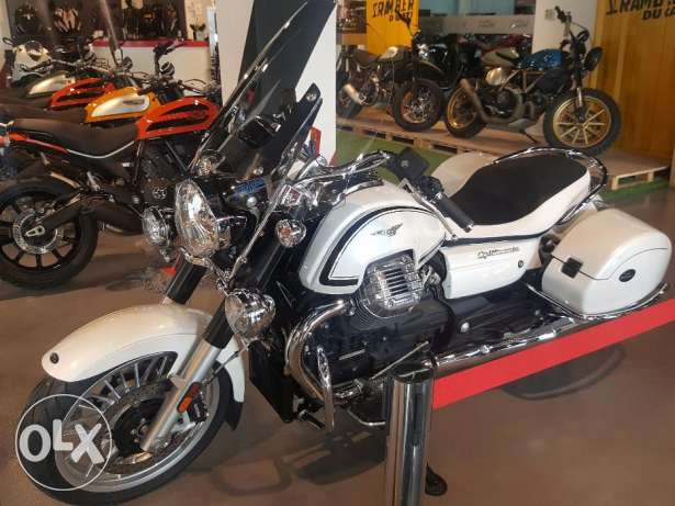 2015 Motoguzzi California Touring Edition
