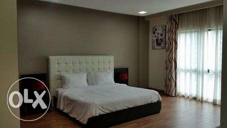 modern fully furnished apartment seef السيف -  3