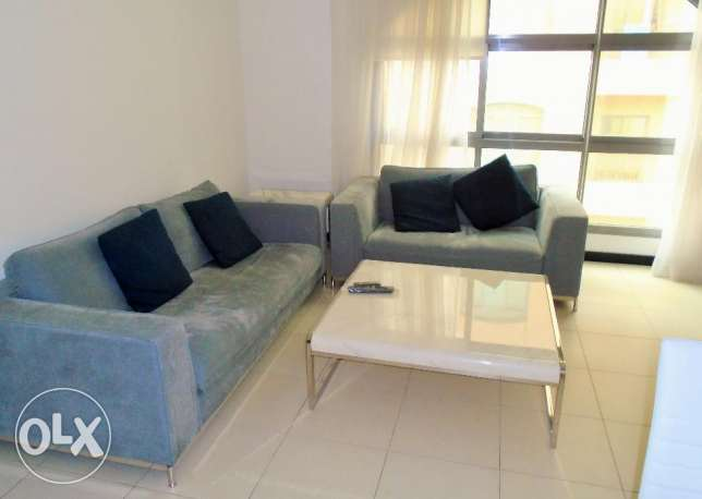 Beautiful flat for rent 2 bedroom fully furnished in Mahooz