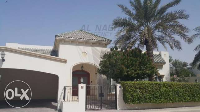 SUPER MODERN Semi Furnished 4 Bedrooms Villa in Hamala for Rent
