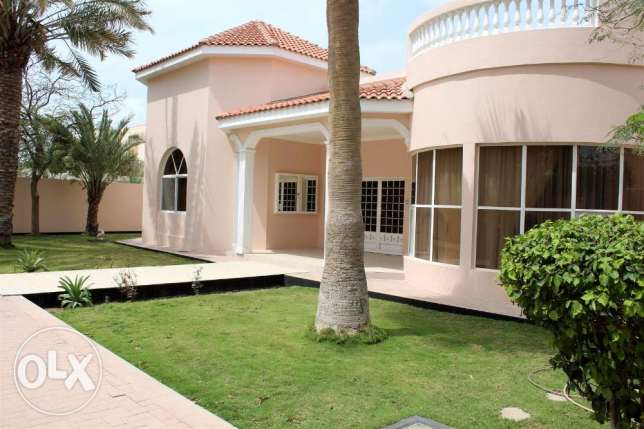 Unique Semi Furnished Villa For Rent in Riffa Views (Ref No: RFA1)