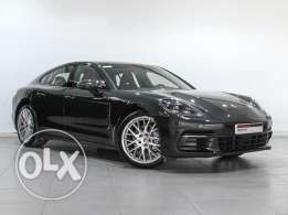 """Porsche Panamera 4S 2017MY """"Approved"""""""