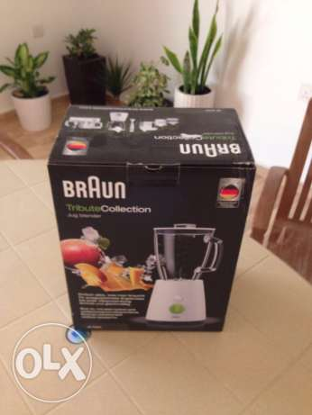 for sale new not use braun
