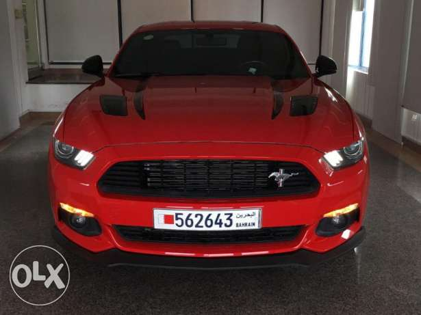 Mustang California Special GT 2016 Model BHD 15995