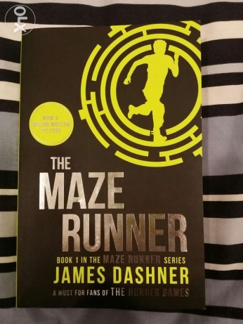 The Maze runner book 1