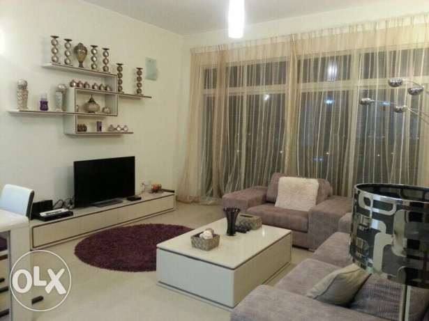 flat 2 bedroom in amwaj for rent