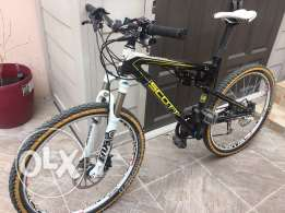 Scott Spark 10 Full Carbon MTB