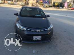 Toyota Yaris model 2014