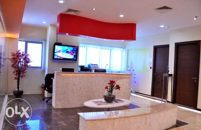 Luxurious Serviced Offices For Rent