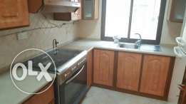 Semi furnished 2 BHK apart, with central Ac, brand new