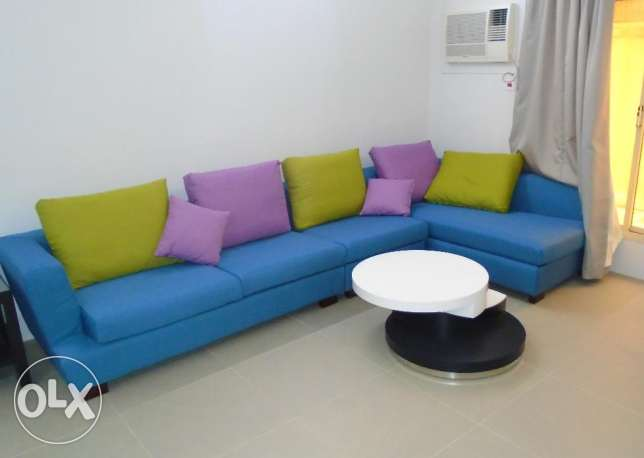 2 Bedroom fully furnished Apartment in Mahooz all inclusive