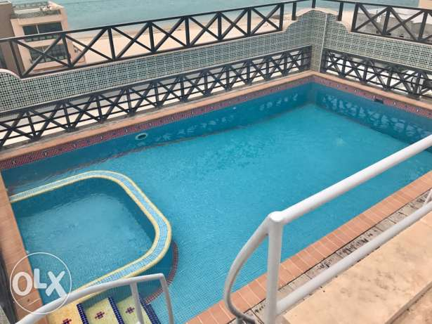 2 bedrooms fully furnished apartment in Amwaj 400 BD inclusive