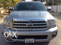 For Sale 2010 Toyota Sequoia Limited Bahrain Agency
