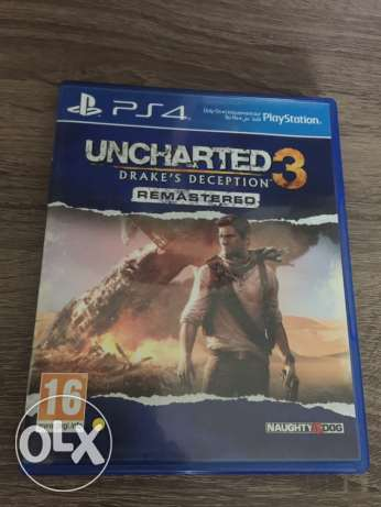 Uncharted 3 drakes deception Remastered