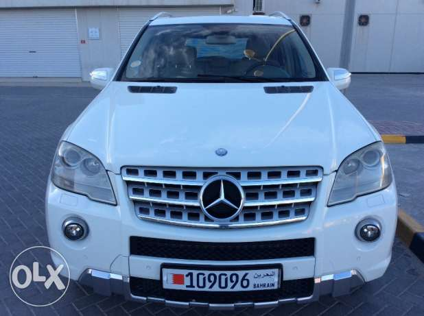 For Sale 2009 Mercedes Benz ML350 AMG Bahrain Agency