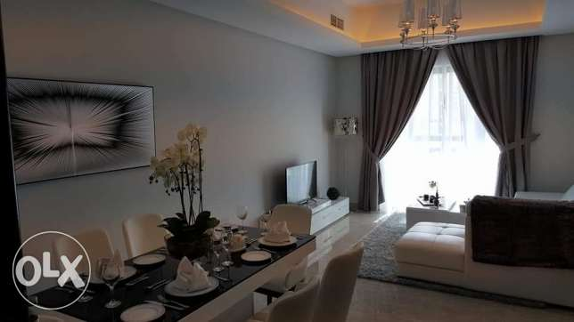 New Hidd: 2 bedroom fully furnished luxury ready to move-in apartment