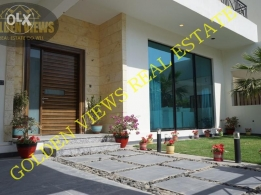 4 BR brand new modern luxury villa with excellent commn facility