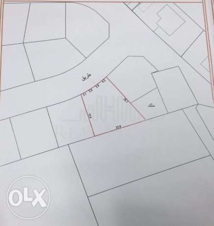 Residential land – RA for Sale in Sanad