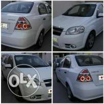 Chevrolet Aveo 2013 / Agent Maintenance